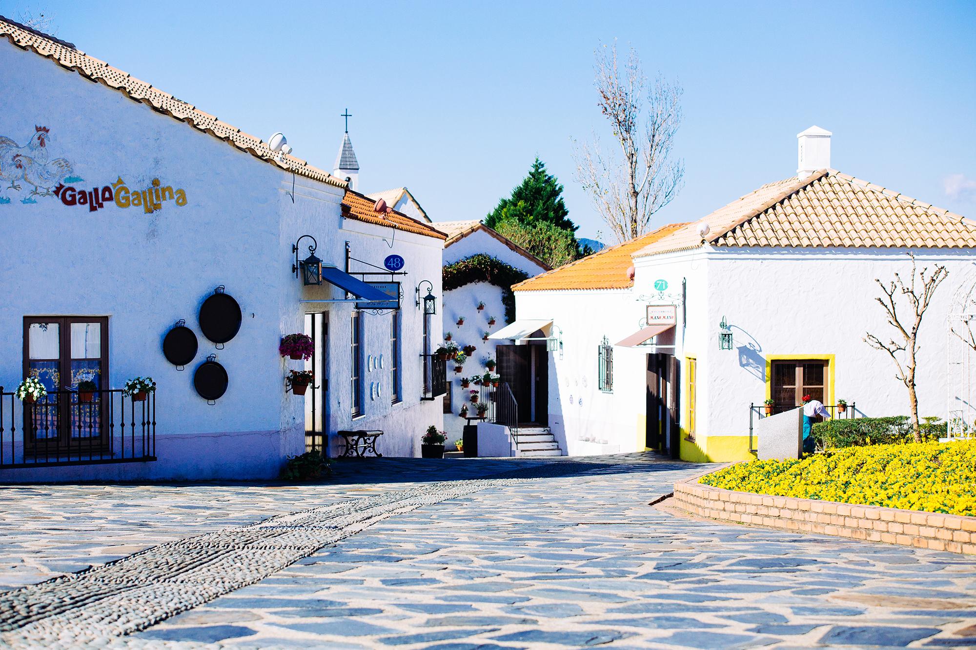 スペイン 村 志摩